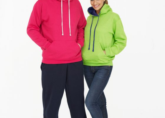 Uneek-UC507-Fuchsia-and-Bright-Lime