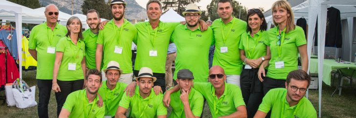 PVD textile équipe