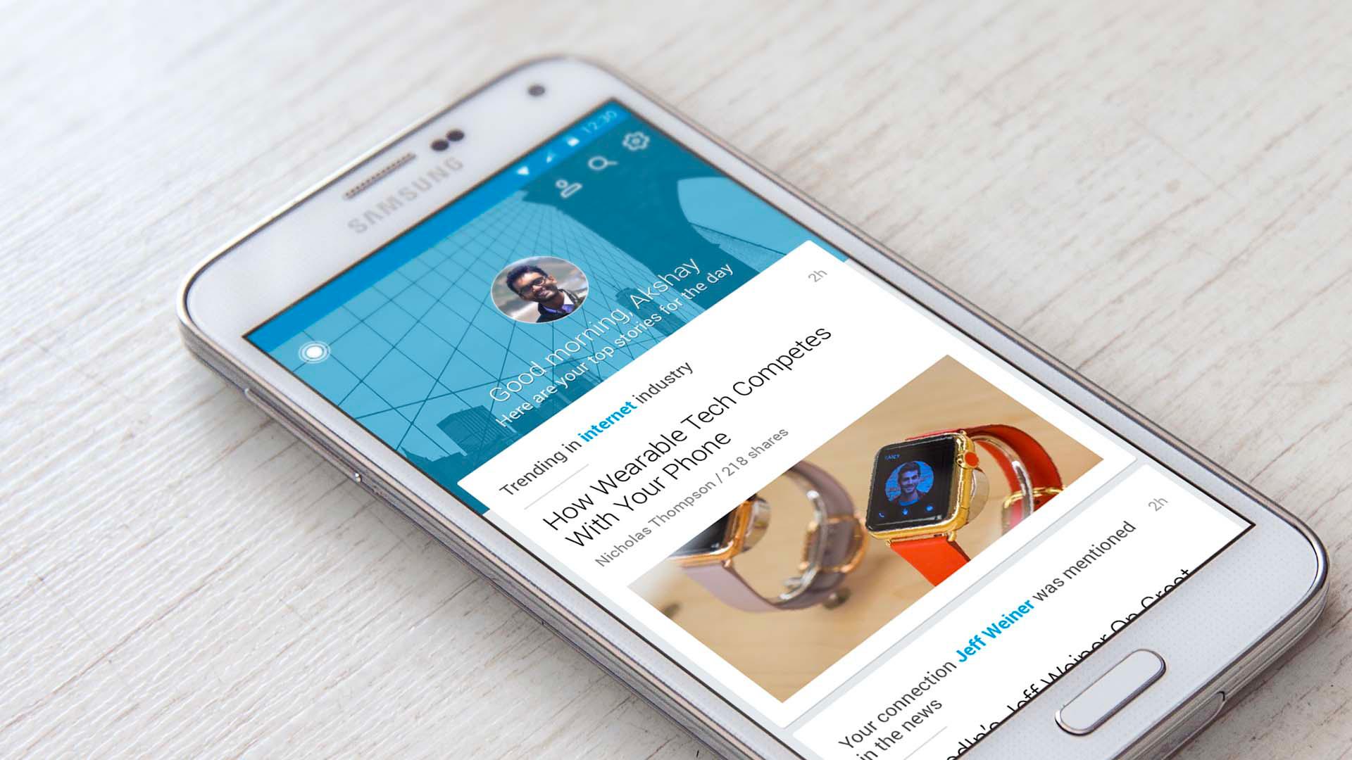 Cinq conseils pour optimiser son profil LinkedIn dans le secteur de l'objet média