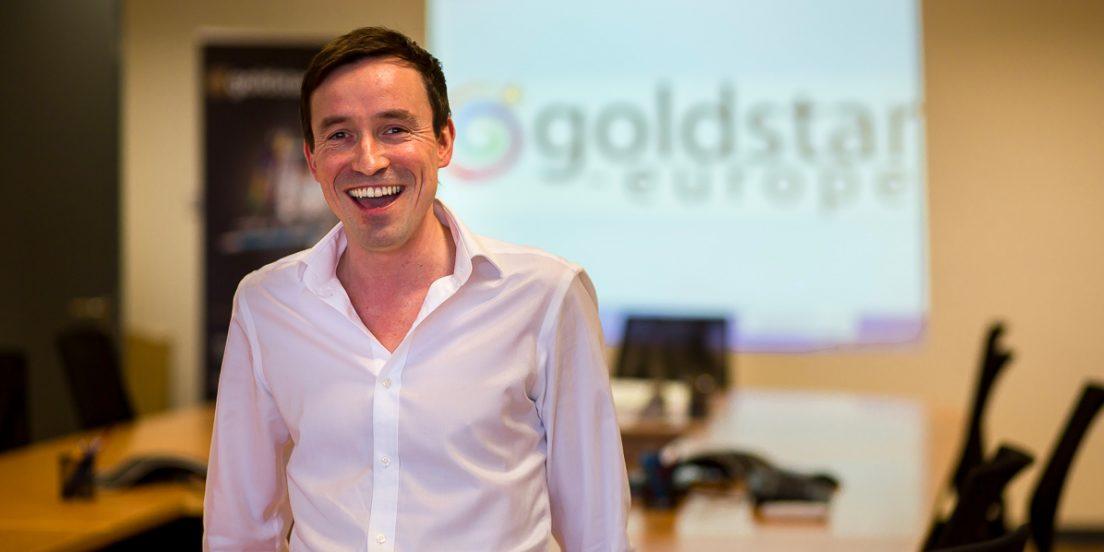 Colin Loughran, directeur général de Goldstar Europe, a annoncé un plan d'investissement de 2 millions d'euros pour 2019.