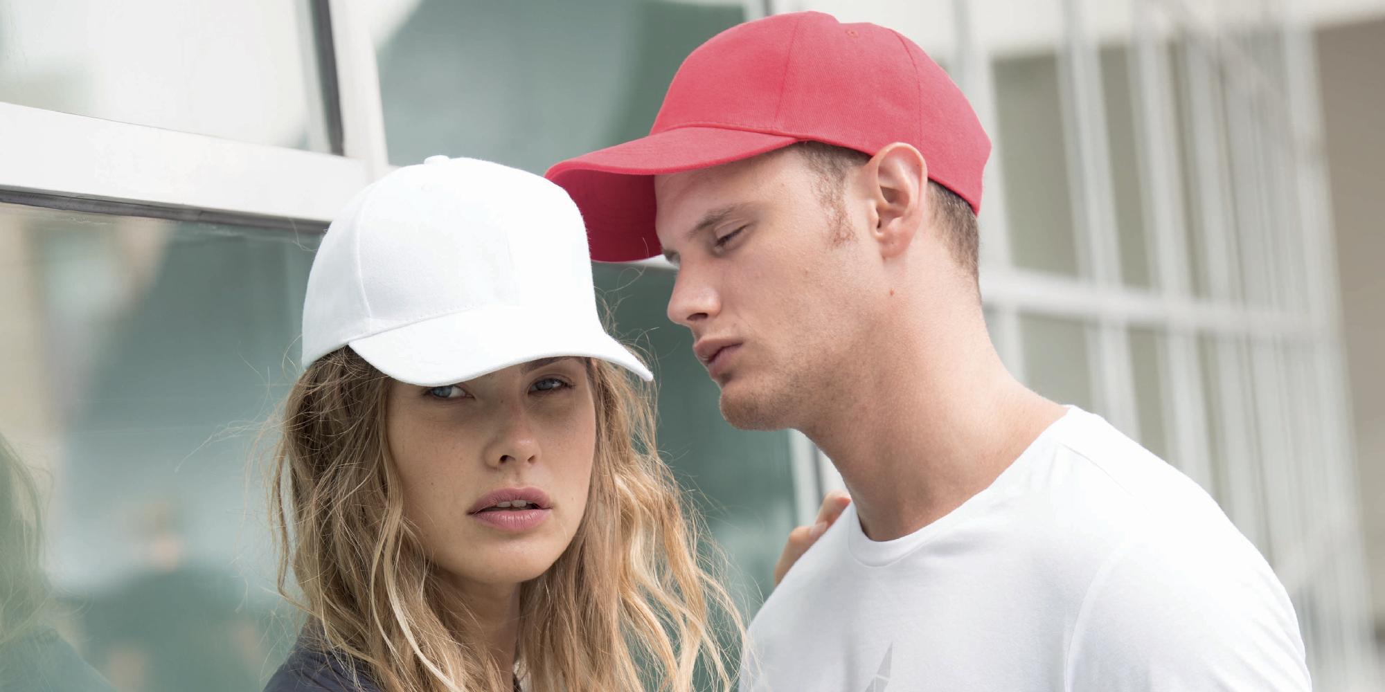 La marque K-Up mise sur les casquettes organiques.