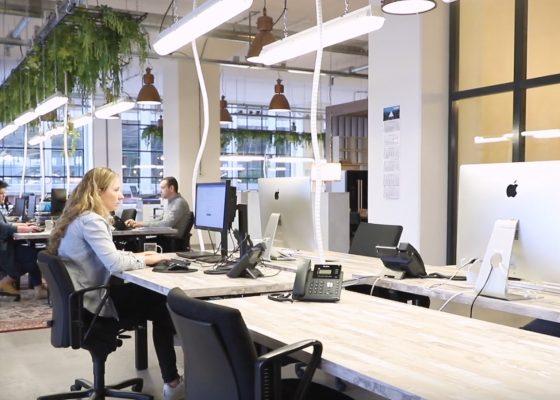 Toppoint a inauguré son nouveau siège social dans la ville d'Hengelo.