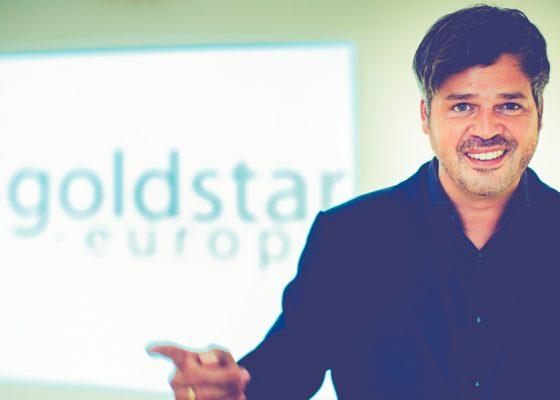 Olivier Chabal devient directeur des ventes Europe chez Goldstar.