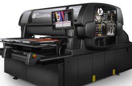 Avec son système NeoPoly, Kornit crée le premier procédé industriel d'impression numérique directe sur textile.