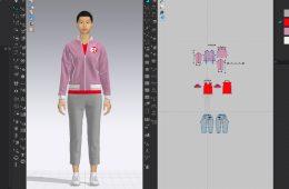 Le logiciel CLO 3D révolutionne la conception et modélisation textile.