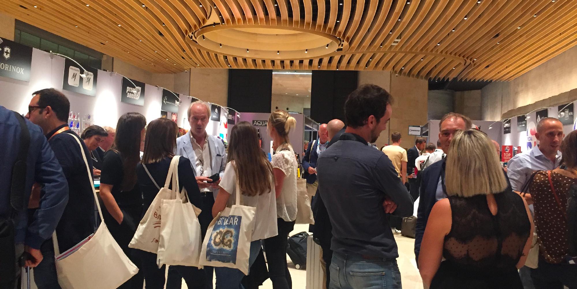 Le salon Premium Sourcing a tenu sa 9e édition au Carrousel du Louvre.