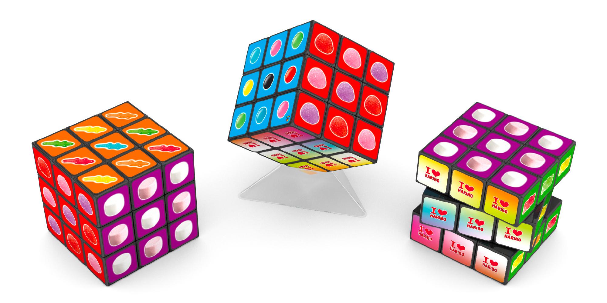 Le Rubik's Cube fête ses 40 ans en 2020.