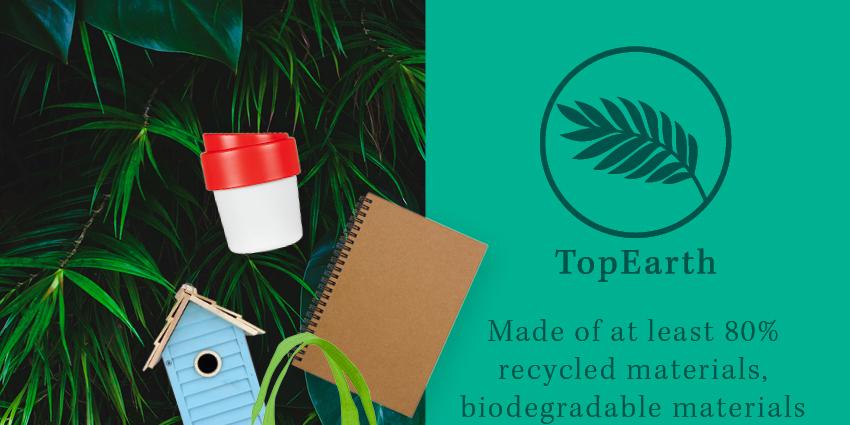 Toppoint lance une marque de produits durables.