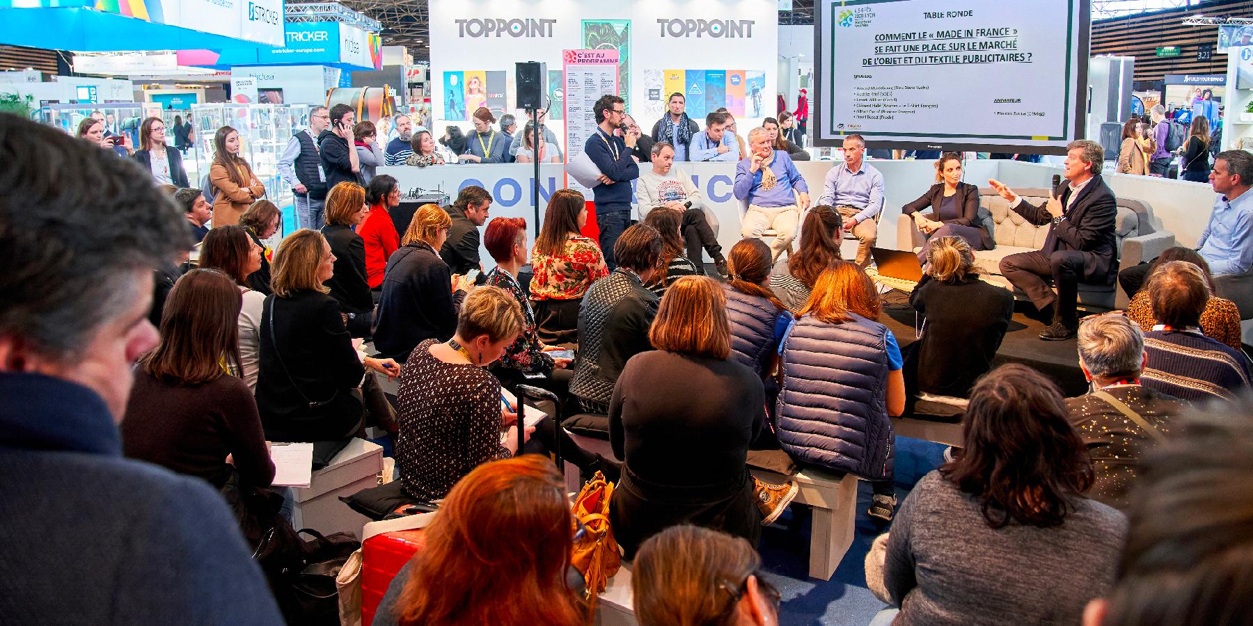Le salon CTCO a accueilli 11 200 visiteurs et 325 exposants pour son édition 2020.