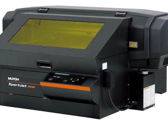 Le constructeur Mutoh lance deux nouvelles imprimantes DTO.