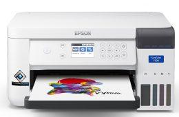 Epson dévoile sa première imprimante à sublimation A4.