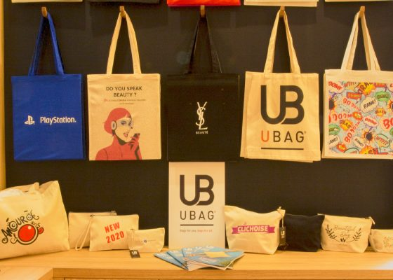 Le fabricant de sacs promotionnels Ubag veut se développer à l'international.
