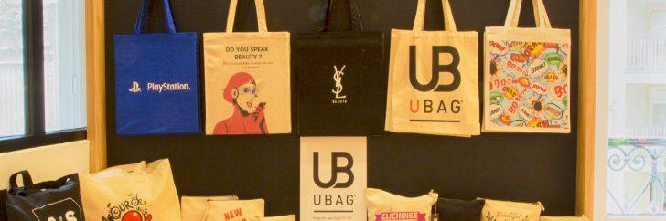 Le fabricant de sacs promotionnels Ubag veut se développer à l'international.