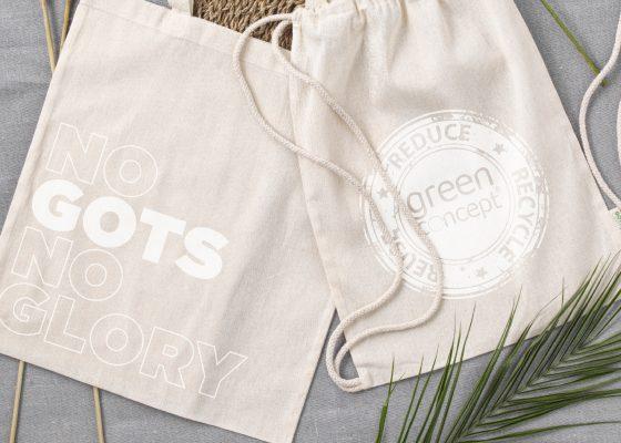 PF Concept propose désormais un marque textile certifié.