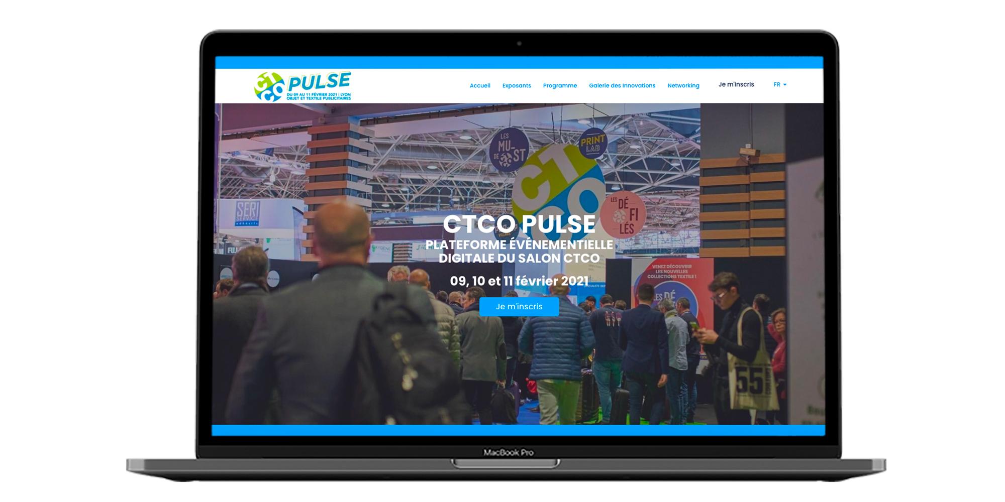 La salon digital CTCO Pulse a rencontré un joli succès pour sa première édition.