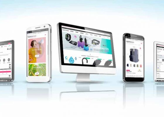 Plusieurs fournisseurs d'objets publicitaires et de textile promotionnel ont lancé, au premier trimestre 2021, de nouvelles plateformes digitales ou de nouvelles versions de leur site internet.