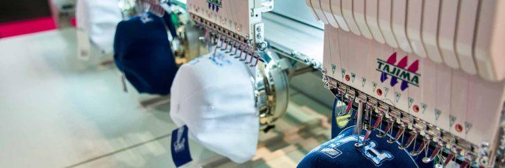 Le marqueur textile Broderies Morel s'adresse à une clientèle nationale.
