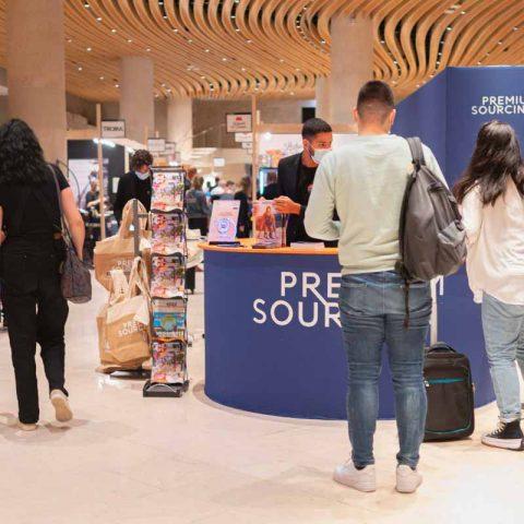 Gros succès pour la 11e édition du salon Premium Sourcing !